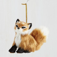Critters Forest to Arrive Ornament in Fox by ModCloth