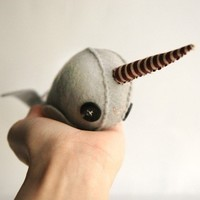 Skunkboy Creatures — Mini Narwhal