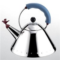 Teapot By Michael Graves For Alessi - Alessi - Michael Graves - Home Furnishings - Unica Home
