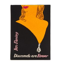 Diamonds Are Forever book clutch | Olympia Le-Tan | MATCHESFASHION.COM UK
