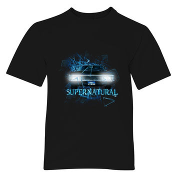 Supernatural Shatter Universe 02 Youth T-shirt