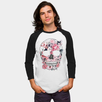 Famous When Dead Baseball Tee By 83Oranges Design By Humans