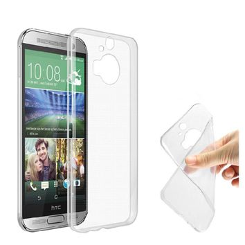 Ultra-thin Clear Transparent High Definition Soft TPU back Case cover For HTC M7 M8 M9 M9 plus M10 EYE One A9 E8 Desire 816 820