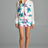 Ready For A Vacation Zip Up