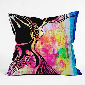 Sophia Buddenhagen Dream Hawaii Throw Pillow