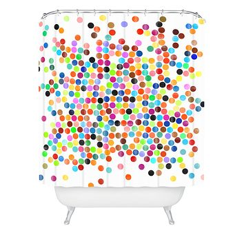 Garima Dhawan Dance 2 Shower Curtain
