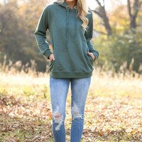 Snowy Daydreams Hoodie | Monday Dress Boutique