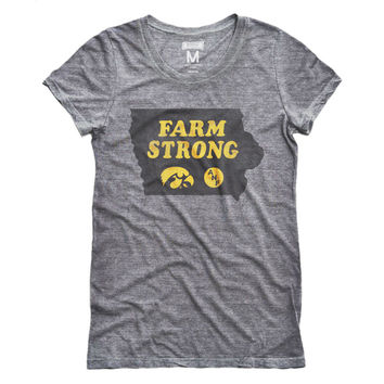 Iowa Farm Strong ANF Women's T-shirt