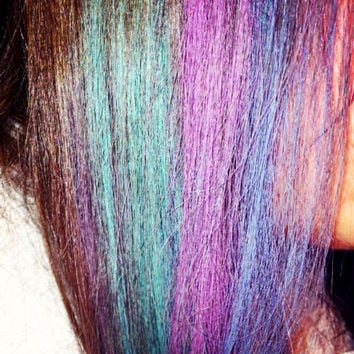 Hair Chalk Temporary Color For Your Hair  Dip by ShareeBoutique