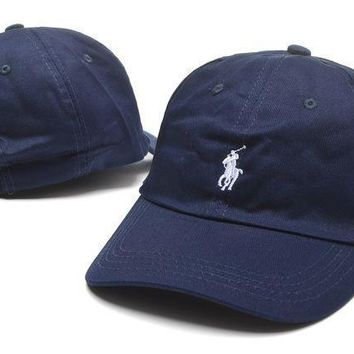 Polo 9fifty Hat Blue