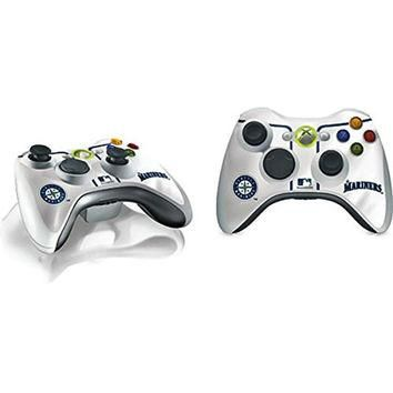 MLB Seattle Mariners Xbox 360 Wireless Controller Skin - Seattle Mariners Home Jersey