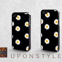 Phone Cases, iPhone 5 Case, iPhone 5s Case, iPhone 4 Case, iPhone 4s case, Little Daisy, iPhone Case, Skins, Case for iphone, Case No-612