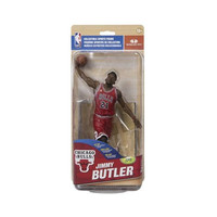 Jimmy Butler Chicago Bulls NBA McFarlane action figure NIB new in box Series 28