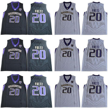 0375f445dc9 Washington Huskies Jerseys 20 Markelle Fultz Jersey NCAA College