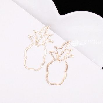 Pineapple Shape Earrings