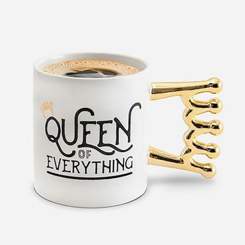 BIGMOUTH INC. Queen Of Everything Coffee Mug