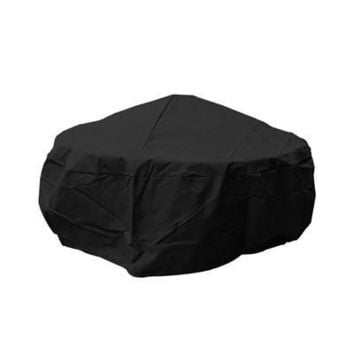 "Fire Pit Cover 40x20"",Mr. Bar-B-Q Fire Pit Cover 40"" x 20"" with water resistant exterior layer and soft lining helps strengthen and protect.  Fits most round fire pits"