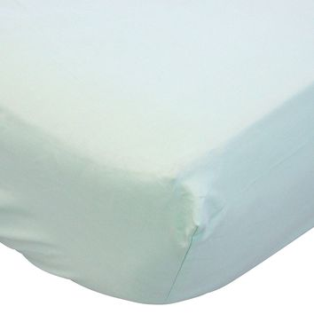 Solid Comfy Fitted Crib Sheet - Fits Standard Crib Mattresses and Daybeds