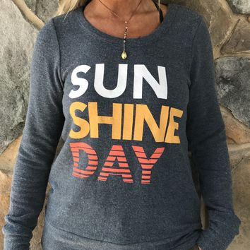 Sun Shine Day Pullover by Chaser