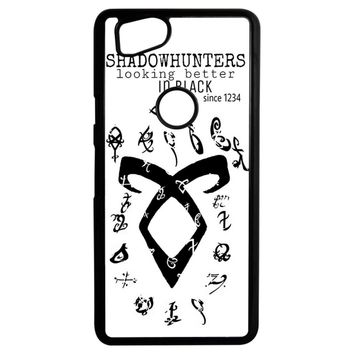 Shadowhunters Runes 1 Google Pixel 2 Case