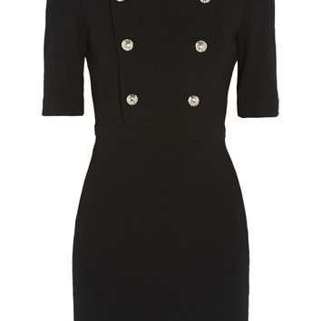 Gucci - Stretch-twill mini dress