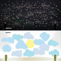 Sunny Day/Starry Night - Glow in the Dark