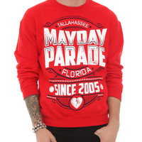 Mayday Parade Pullover Crewneck Sweatshirt | Hot Topic