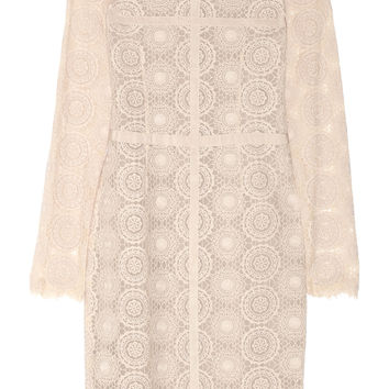 DAY Birger et Mikkelsen - Veneer embroidered tulle dress