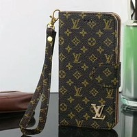 Perfect Louis Vuitton Phone Cover Case For  iphone 6 6s 6plus 6s-plus 7 7plus 8