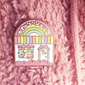 Pin Street Kawaii Shop