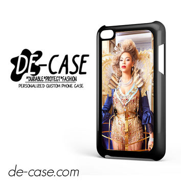 Beyonce Queen DEAL-1790 Apple Phonecase Cover For Ipod Touch 4