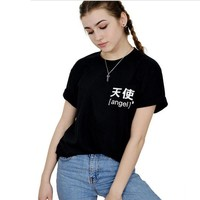 Japanese Angel Tee