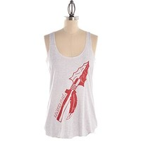 Judith March Women's FSU Tank Top - Unconquered