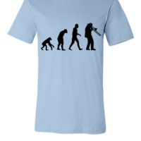 Trombone Evolution - Unisex T-shirt