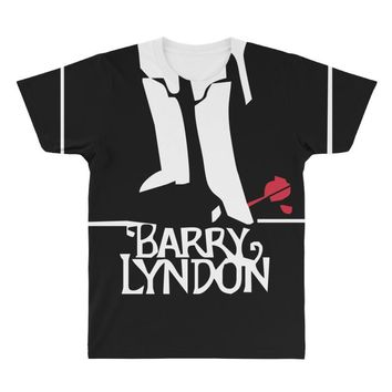 barry lyndon 1975 stanley kubrick movie All Over Men's T-shirt