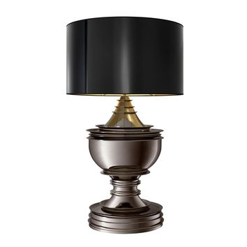Black Table Lamp | Eichholtz Silom