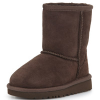 Kids' Classic Boot, Chocolate, 13T-4Y - UGG Australia
