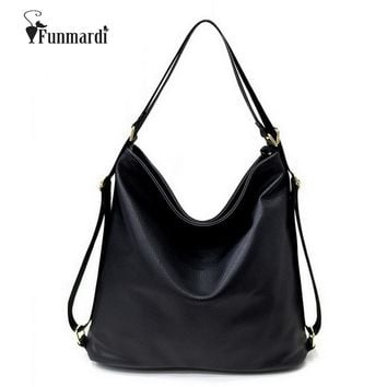 Hobos Designer Bags For Women fashion Ladies PU Leather