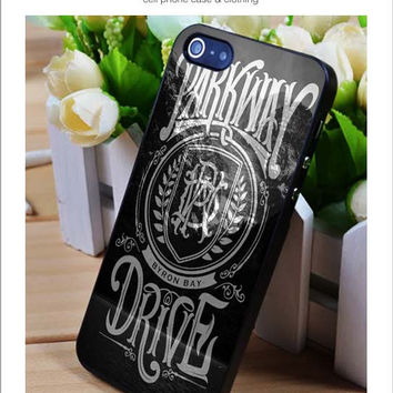Parkway Drive logo iPhone for 4 5 5c 6 Plus Case, Samsung Galaxy for S3 S4 S5 Note 3 4 Case, iPod for 4 5 Case, HtC One for M7 M8 and Nexus Case