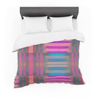 "Nina May ""Tracking"" Stripes Cotton Duvet"