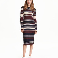 H&M Ribbed Dress $39.99