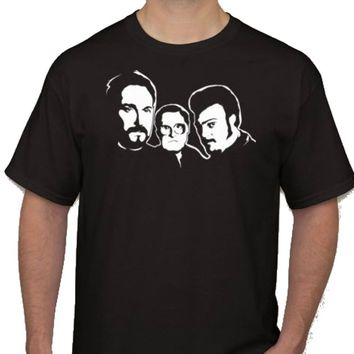 Trailer Park Boys Faces Mens T-Shirt (Large, Black)