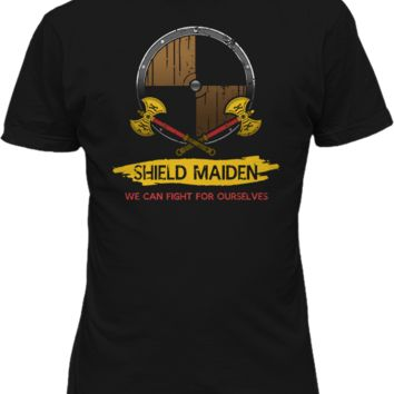 Shield Maiden Tees & Hoodies