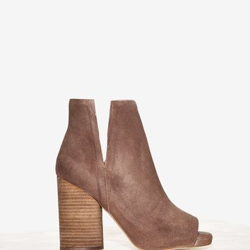 Jeffrey Campbell Oath Suede Boot