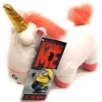Despicable Me Unicorn 8.50-Inch Stuff Doll
