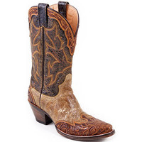 12-021-6104-0720 Stetson Women's Cowgirl Western from Bootbay, Internet's Best Selection of Work, Outdoor, Western Boots and Shoes.