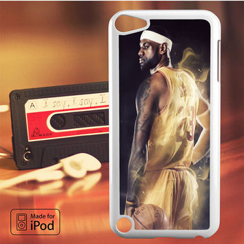 Lebron James Cleveland Art iPod Touch 4 5 6 Case Cover
