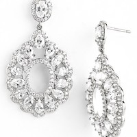 Women's Nina Crystal Drop Earrings