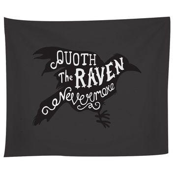 Quoth the Raven Tapestry