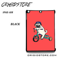 Pug Bicycle For Ipad Air 2 Case Please Make Sure Your Device With Message Case UY